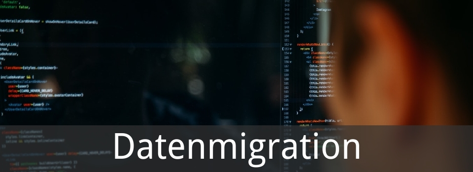 Bild Datenmigration